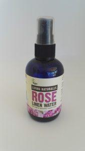 Kjemikaliefri godlukt til klesvasken - rose